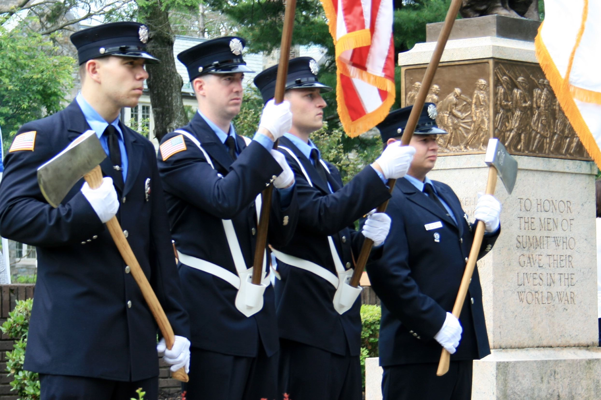 FD Memorial Day Honor Guard