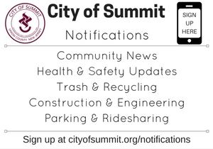 S city notifications