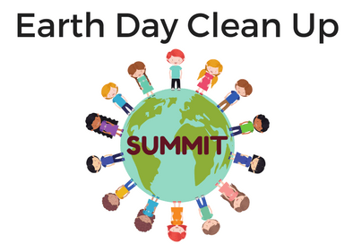 Earth Day CleanUp newsfeed