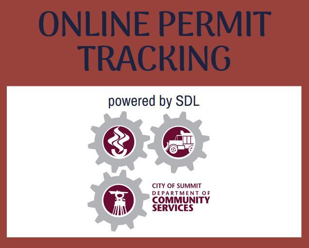 online permit tracking