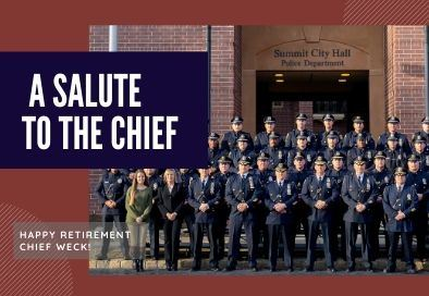 Copy of a salute to the chief