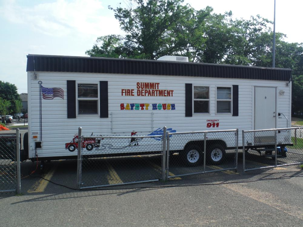 Fire Department trailer